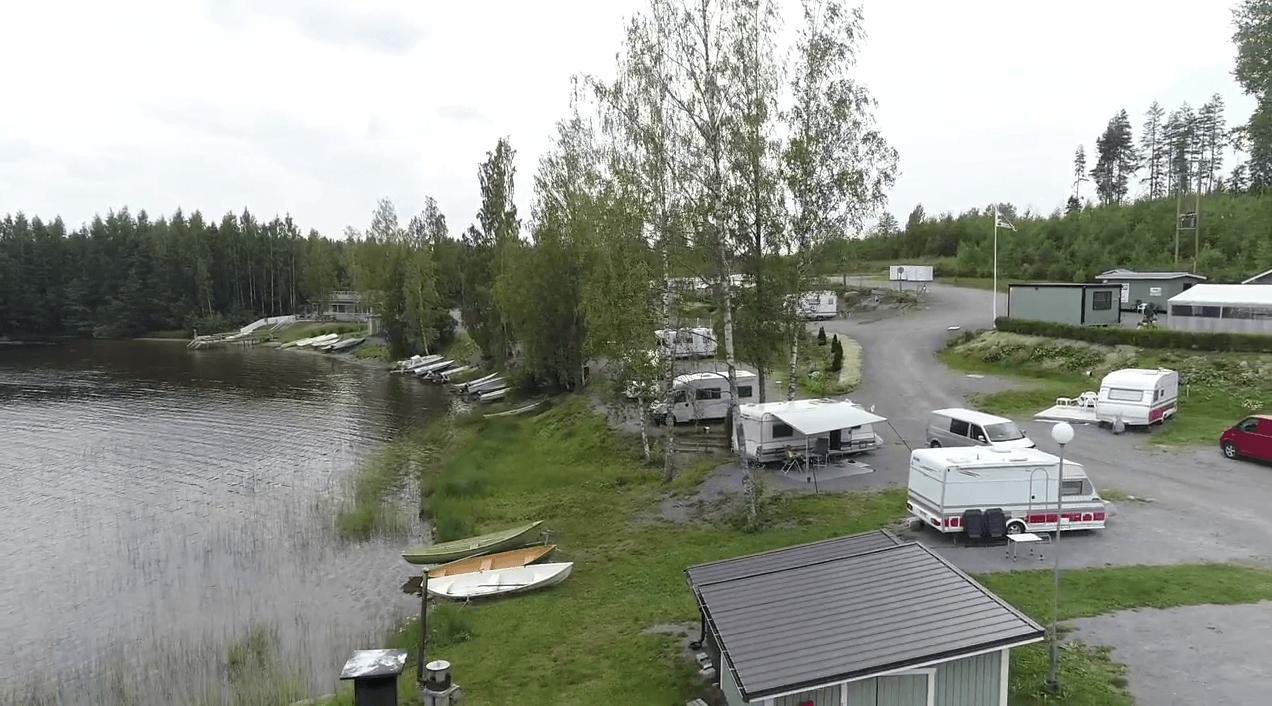 The beach of Leininranta