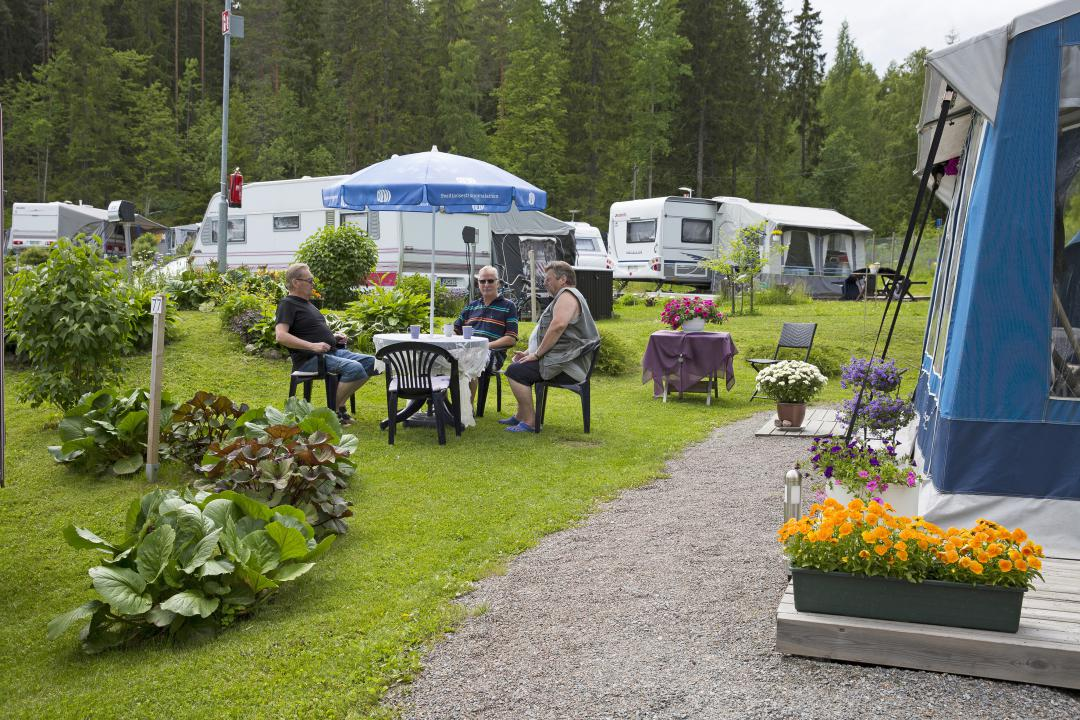 Residents of Leininranta