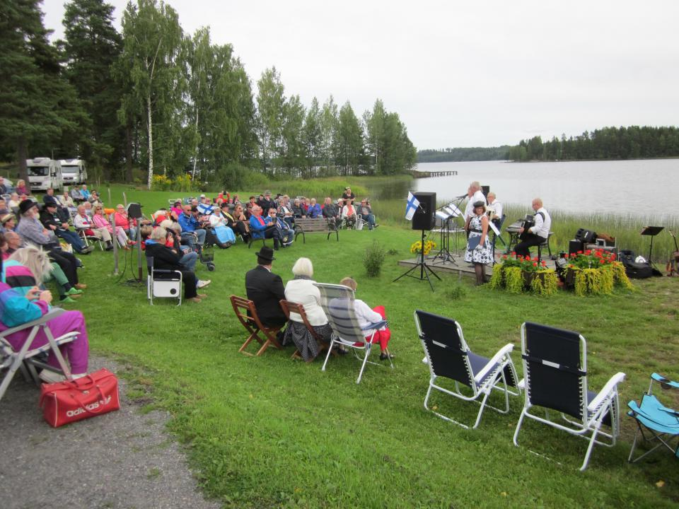 Musical performance of Leininranta