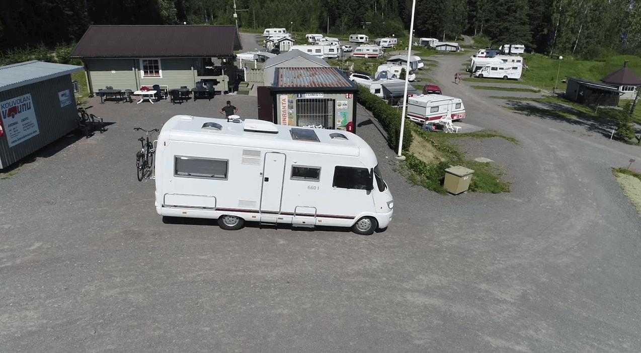 The office building in Leininranta