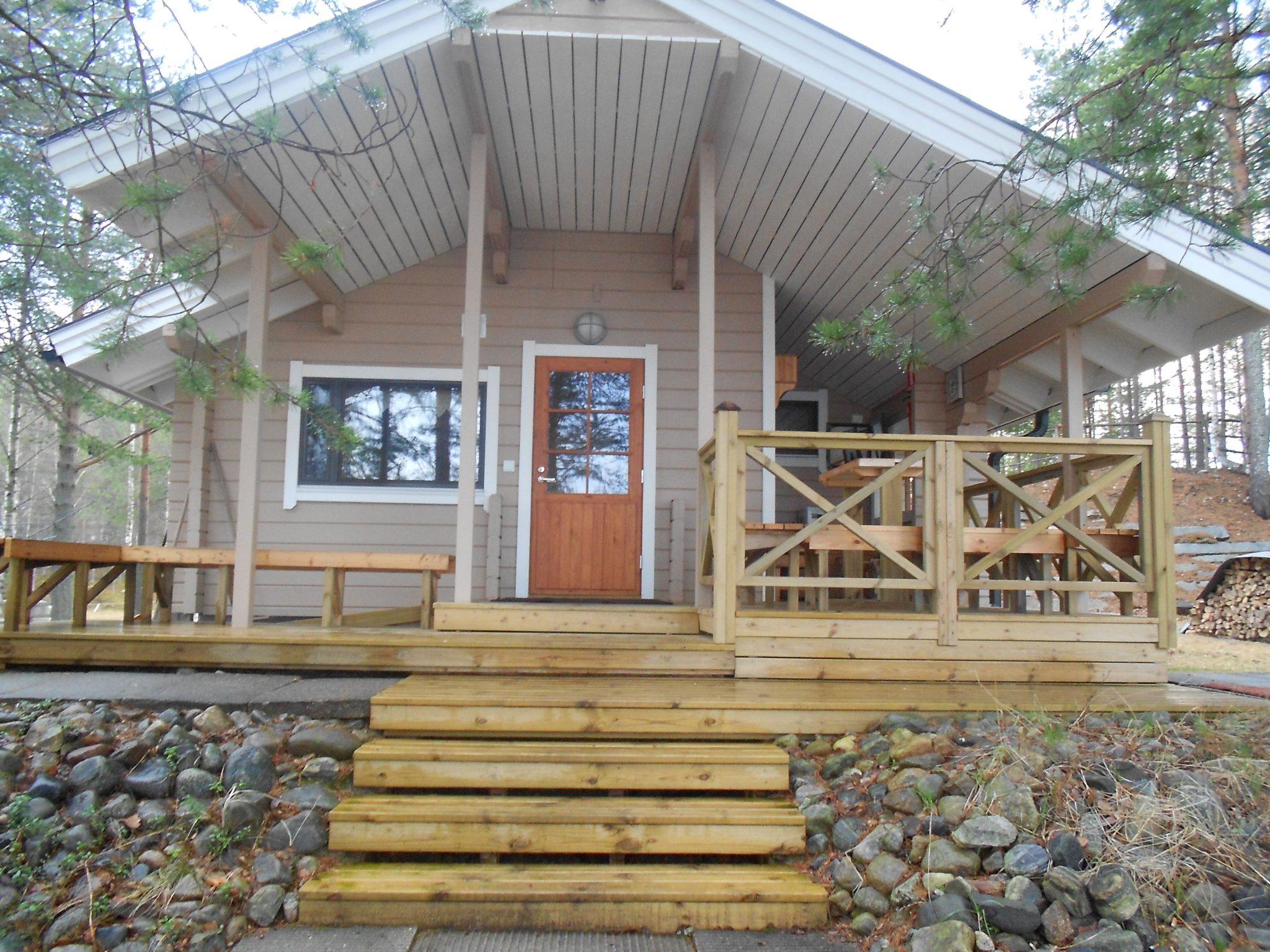 Sauna of Rekiniemi
