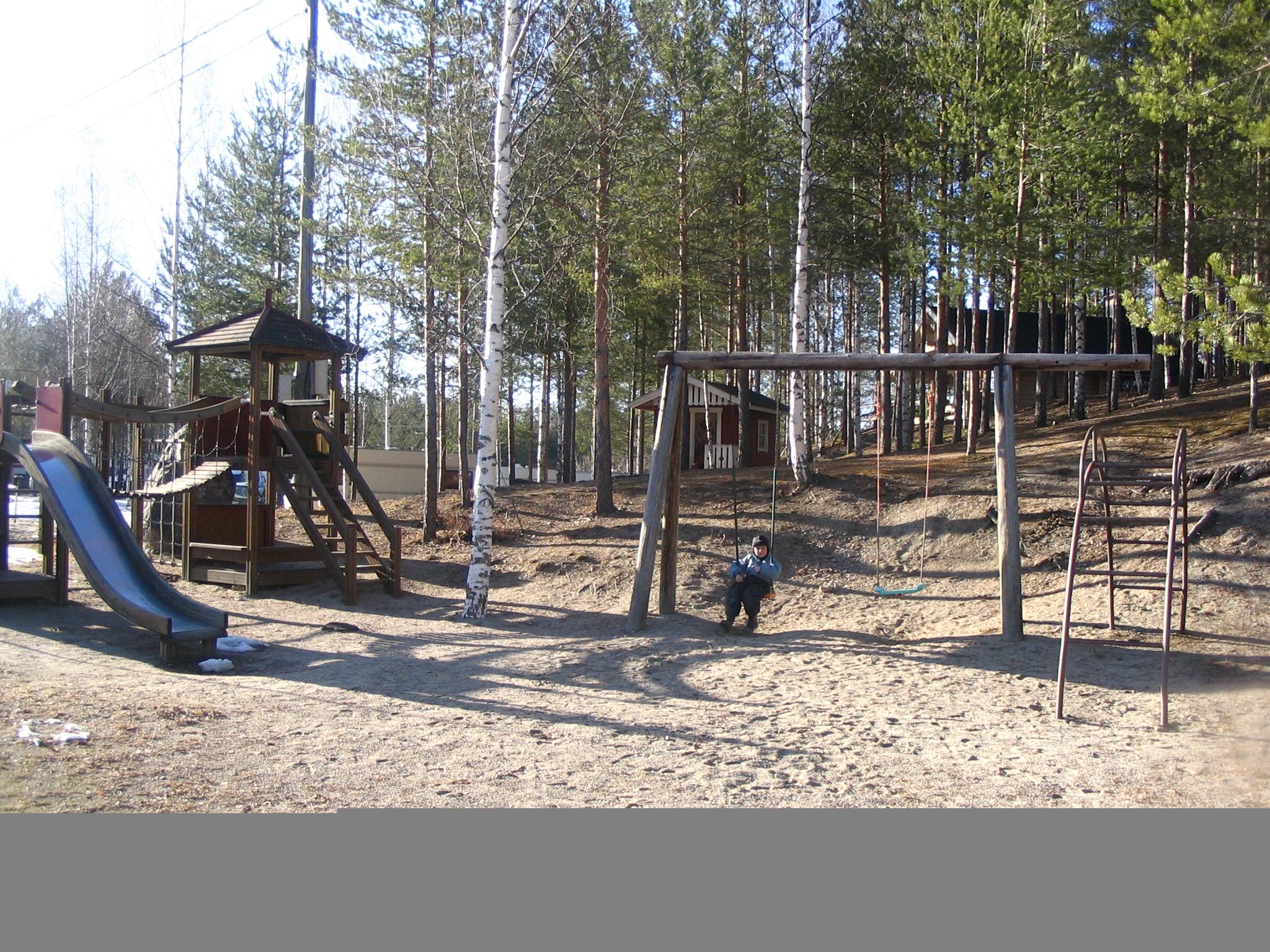 Rekiniemen leikkipuisto