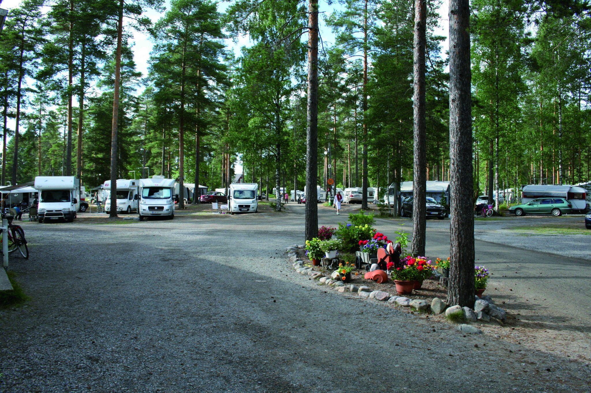Landscape of Vankkurimännikkö