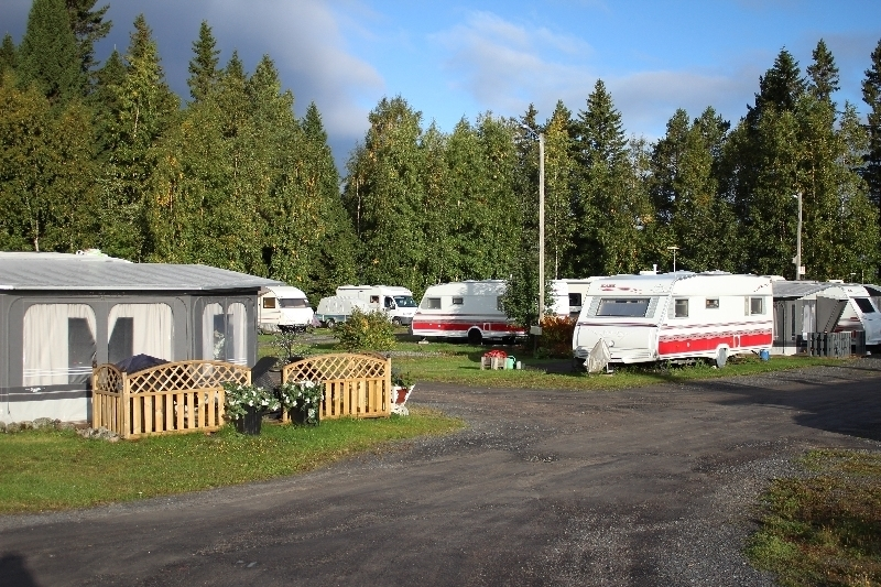 Caravans in Rantasarka